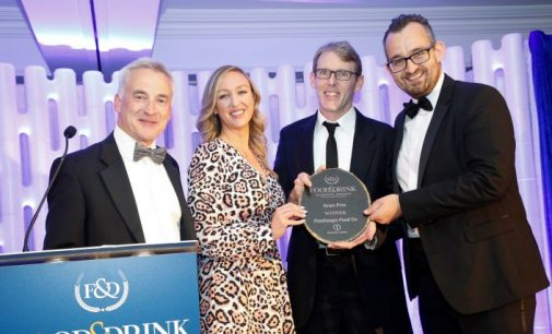 Winners of the 2019 Irish Food & Drink Business Awards