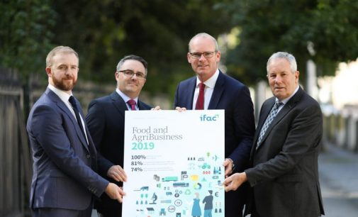 Ifac Launches Irish Food & AgriBusiness Report 2019