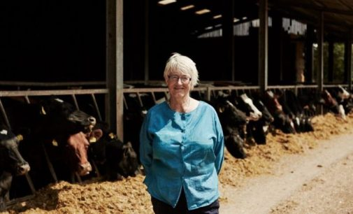 British Dairy Industry Woman of the Year