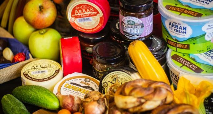 Scottish Food and Drink Exports Rise by 11%