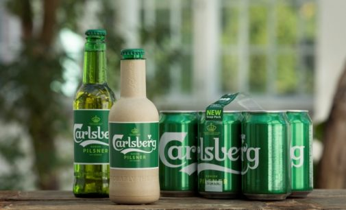 Carlsberg Gives Latest Green Fibre Bottle Update