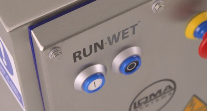 Loma Launches New RUN-WET IQ4 Metal Detector