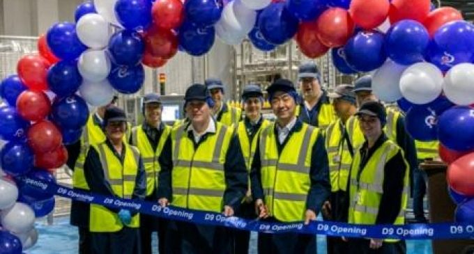 £17 Million Investment at Princes Bradford Underway With New Bottling Line