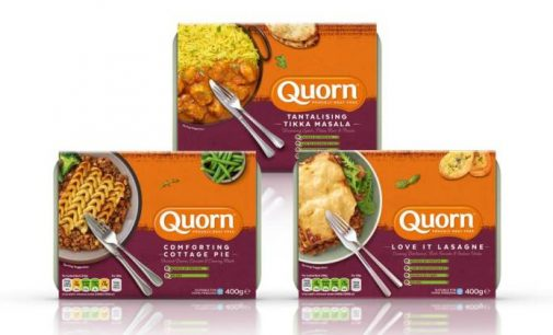 Quorn Foods Announces New Chief Executive to Continue Rapid Expansion