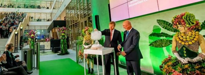 Unilever Opens New €85 Million Global Foods Innovation Centre