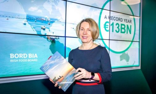 Record Performance by Irish Food and Drink Exports