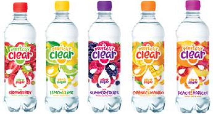 Clearly Drinks Aims to Shake-up UK Flavoured Water Market in 2020