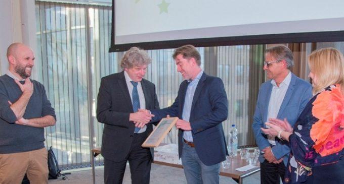 Refresco Awarded First 'European Lean & Green Star'