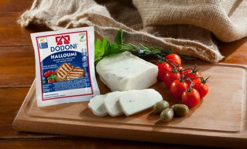 DODONI Halloumi Launches in Marks & Spencer's Nationwide