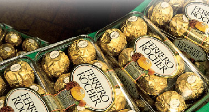 Ferrero Acquires Kellogg's Cookies and Fruit Snacks Business For $1.3 Billion
