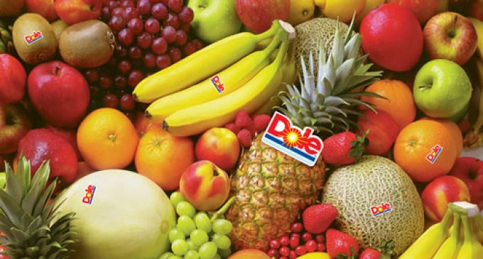 Total Produce Takes 45% Stake in Dole