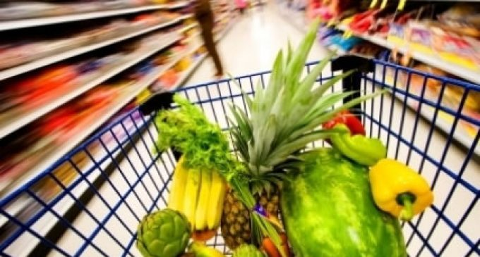 Highest UK Supermarkets Sales Growth in Five Years