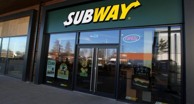 SUBWAY® Stores to Cut Almost Four Billion Calories From British Diets