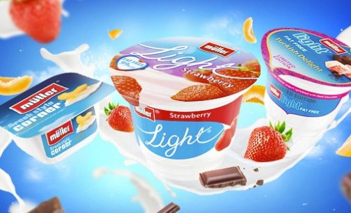 Müller Plans to Revolutionise UK Plain Yogurt Market