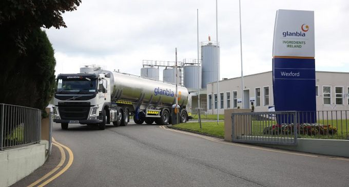 Glanbia Completes Sale of 60% Interest in Dairy Ireland Business