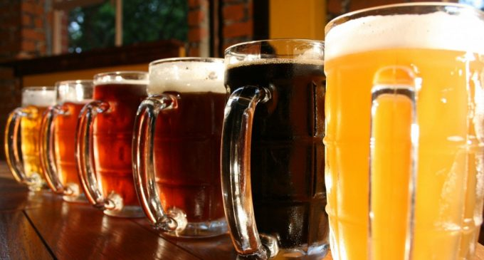 Exports Boost Europe's Beer Production to Eight-year High
