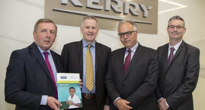 Pioneering Partnership Between Kerry Group and the World Food Programme