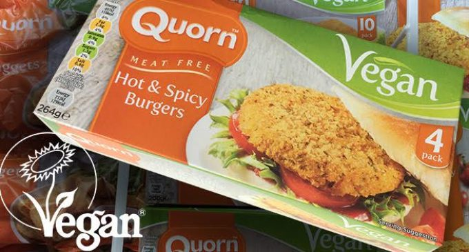 Quorn Foods Achieves 16% Global Growth in 2017