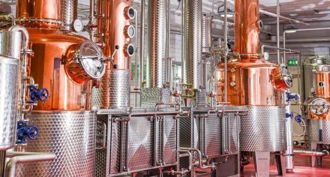 Altia Opens New Distillery in Sweden