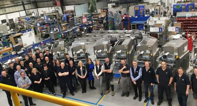 Packaging Automation Shortlisted For 2017 E3 Business Awards