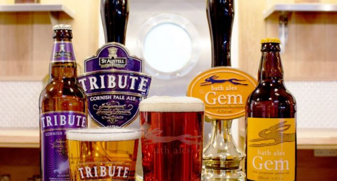 St Austell Brewery Delivers Record Results For 2016