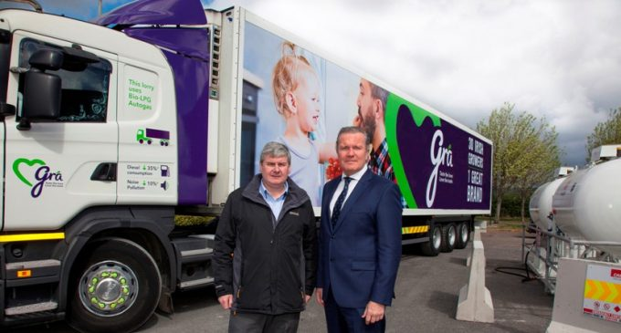Total Produce Invests in Environmentally Friendly LPG Autogas Fleet