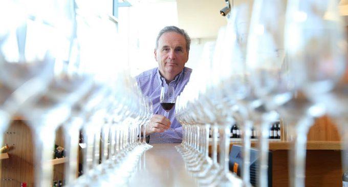 Award-winning Wine Merchant Celebrates Four Decades of Excellence
