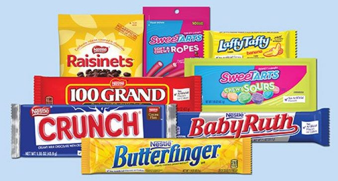 Nestlé May Sell US Confectionery Business