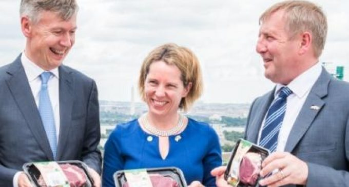 Slaney Foods to Supply Certified Irish Hereford Beef to Lidl in the US