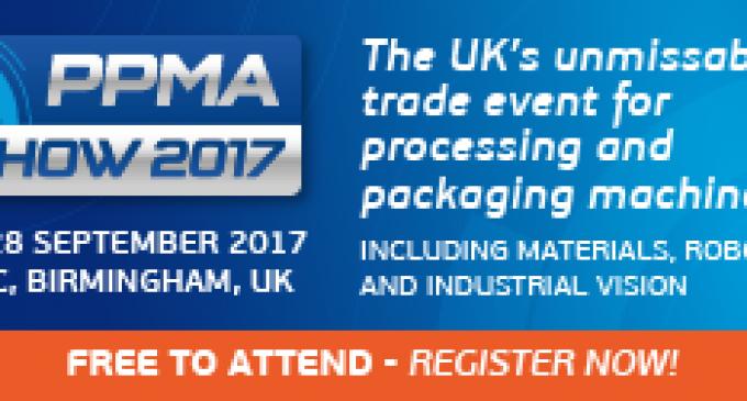 Industry Leaders Join PPMA Show 2017 Learning Hub Line-up – 26-28 September 2017, NEC Birmingham