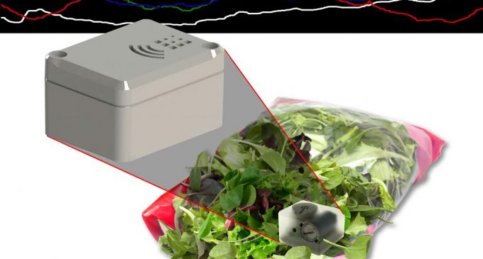 Real Time Environmental Data Collection – Inside a Food Pack!