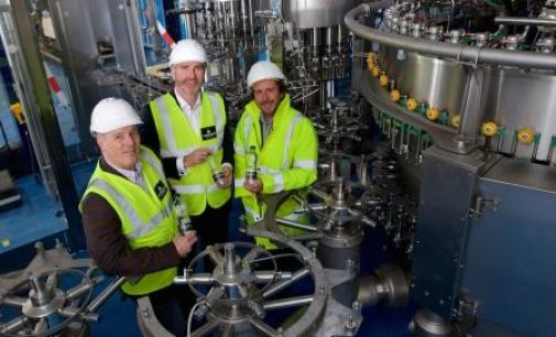 £6.5 Million Plant Gives Added Sparkle to English Spring Water Company