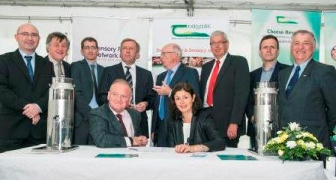 Irish Dairy Sector Endorses the Dairy Declaration of Rotterdam