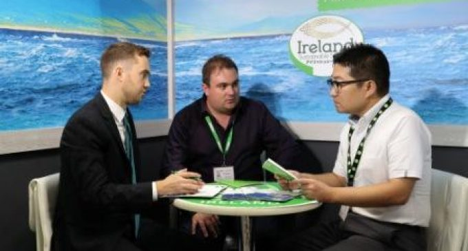 Bord Bia Leads First Irish Presence at Japan International Seafood & Technology Expo