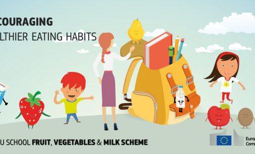 €250 Million to Support Healthy Eating Habits For European Schoolchildren
