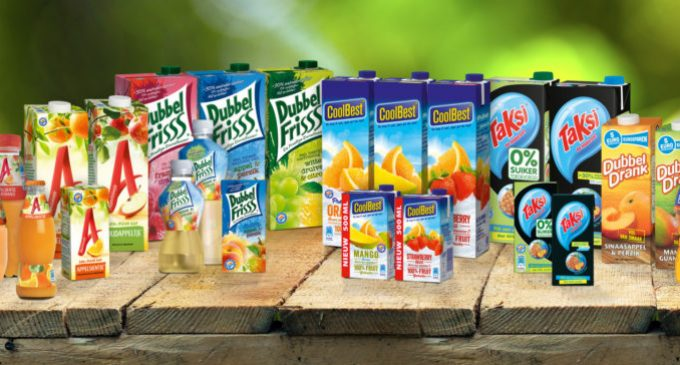 FrieslandCampina Sells Fruit Juice Business