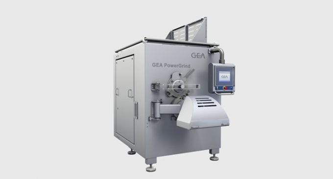 GEA PowerGrind Models Improve Efficiency in Meat Processing Companies