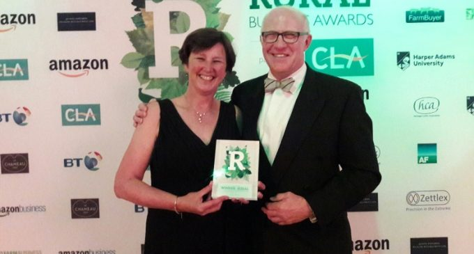 English Farm Diversification Business Wins Two Rural Awards