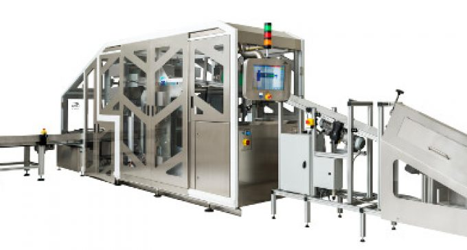 tna Breaks Boundaries With Launch of New Ultra-High-Speed Case Packer