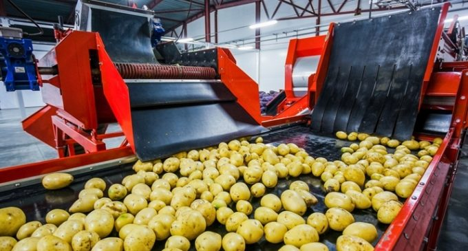 Could Water be the Source of Energy Savings in Food Processing?