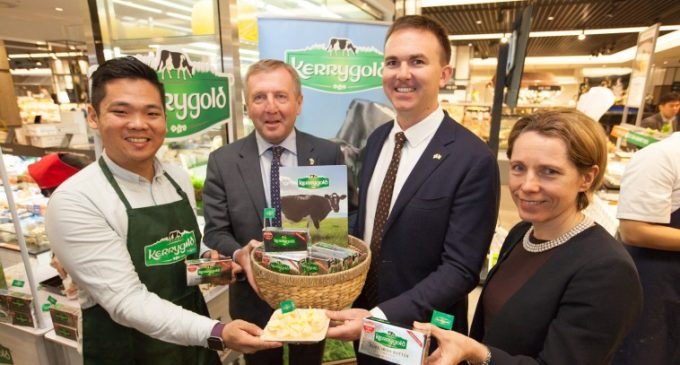 Ornua Expands into South Korea With Launch of Kerrygold