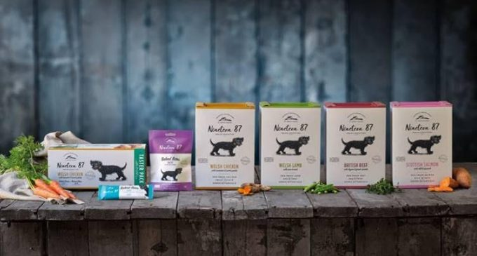 Premium Pet Food Brand Launches With Design by OurCreative
