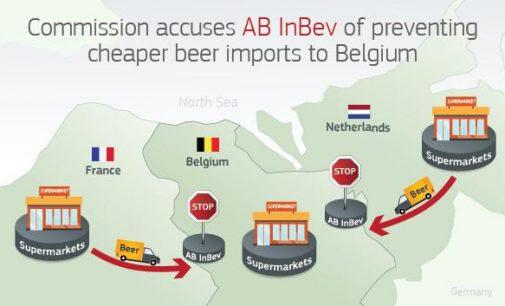 AB InBev Accused of Abusing Dominant Position in Belgium