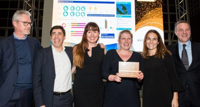 IOI Loders Croklaan Wins Sustainability Champion Award at Fi Europe