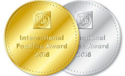 International FoodTec Award 2018 Winners