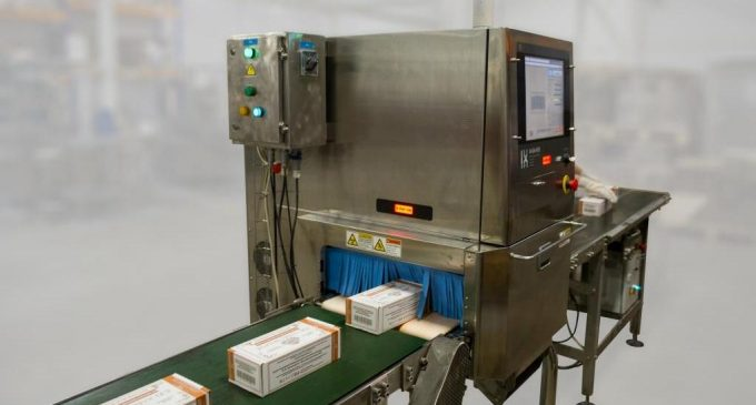 Ishida X-ray Flexibility Ensures Premium Product Quality