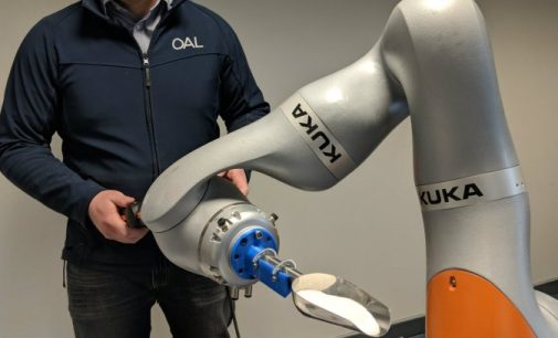 Major Productivity Gains in Ingredient Handling With Robots