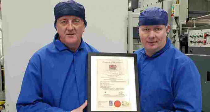 Double A Grade BRC Accreditation For FRIP