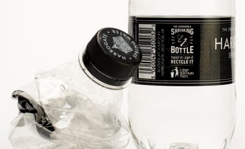Harrogate Water Announces Move to Recycled PET Plastic