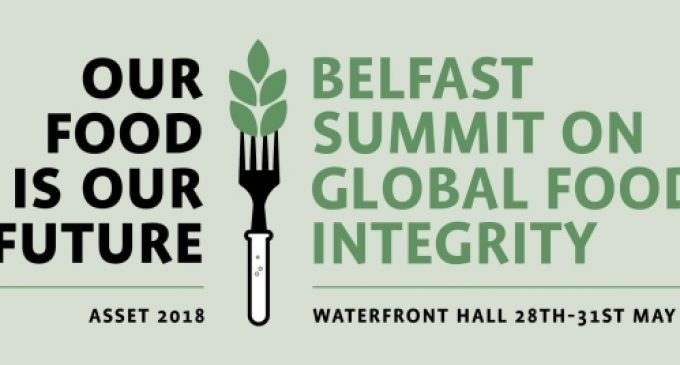 Major International Summit in Belfast to Tackle Escalating Problem of Food Integrity